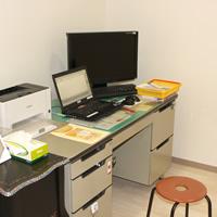 検査説明室